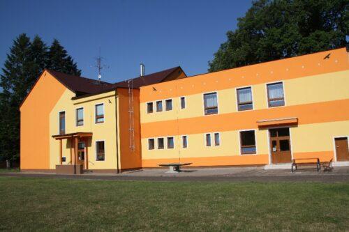 Současná budova školy