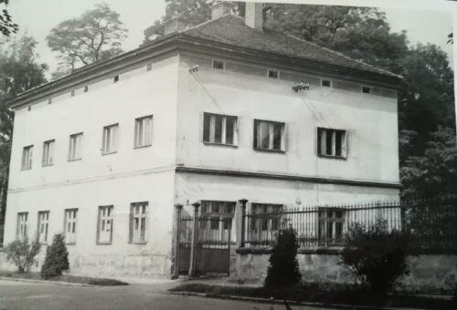 Bývalá vila Bromovských